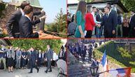 (UŽIVO) Drugi dan Makronove posete: Predsednici razgovarali sa studentima, Telegraf na licu mesta