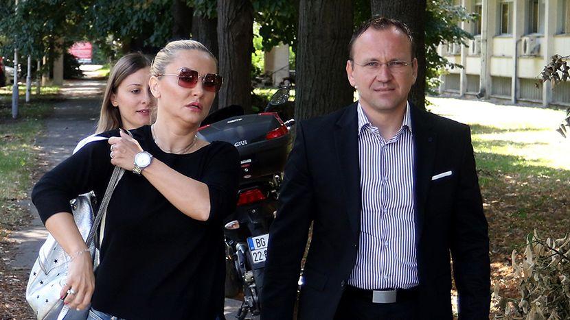 Suđenje, Ivan Marinković Goca Tržan