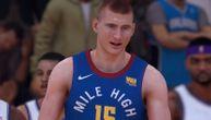 Nikola Jokić dobio jednu od najboljih ocena u novoj igrici NBA 2k20!