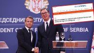 U fokusu obećanje za pokretanje dijaloga Beograda i Prištine: Juronjuz o Makronovim porukama Srbiji