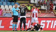 Slavickasu noga pukla na dva mesta, hitno operisan u Beogradu: Gobeljić se uplakan izvinjavao