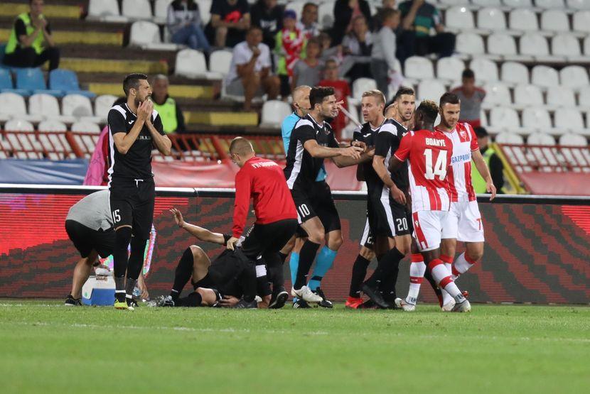 FK Crvena zvezda - FK Suduva