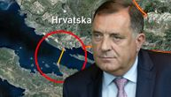 Zašto je Dodik blokirao pokretanje spora sa Hrvatskom u slučaju Pelješkog mosta?