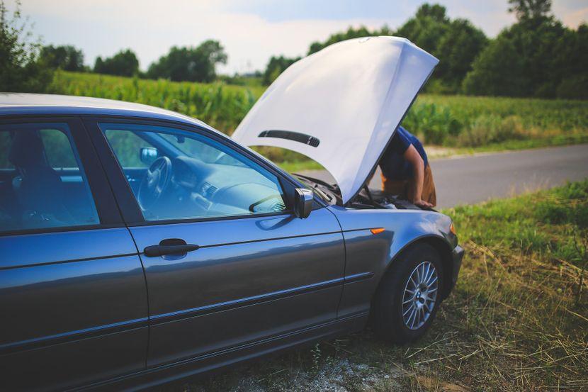 Popravka automobila, Kvar