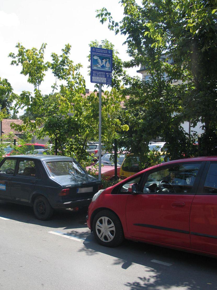 bebi parking mesta