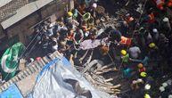 Horor u Mumbaju: Srušila se zgrada, četvoro mrtvih, više od 40 ljudi zatrpano ispod ruševina