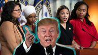 """Trampa ne brinu osude za rasizam, ponovo je napao kongresmenke: """"To su ljudi koji mrze našu zemlju"""""""