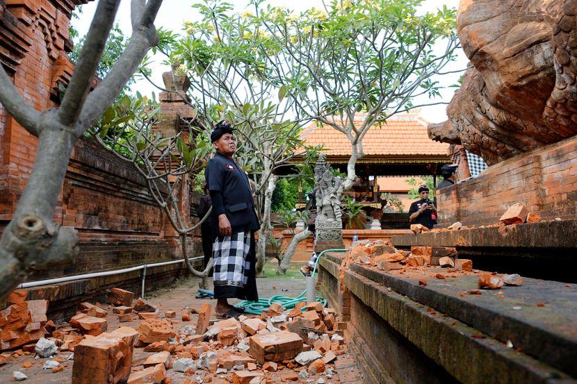 Bali zemljotres