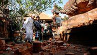 Snažan zemljotres pogodio Bali, turisti u panici bežali iz hotela (FOTO) (VIDEO)