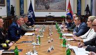 Komandant NATO-a pohvalio Vojsku Srbije, Vulin mu otkrio šta je najveća pretnja za mir na Balkanu