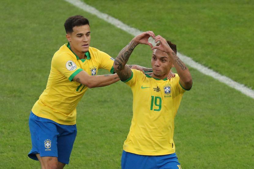 Brazil, Everton