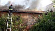 Vatra guta jednu od najpoznatijih kafana u Nišu: Uzrok požara je - roštilj (FOTO)