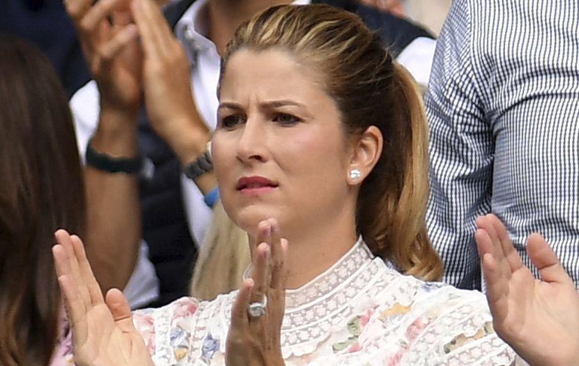 Mirka Federer, prsten