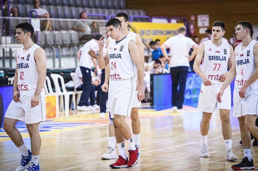 Mlada košarkaška reprezentacija Srbije do 20 godina 2019.