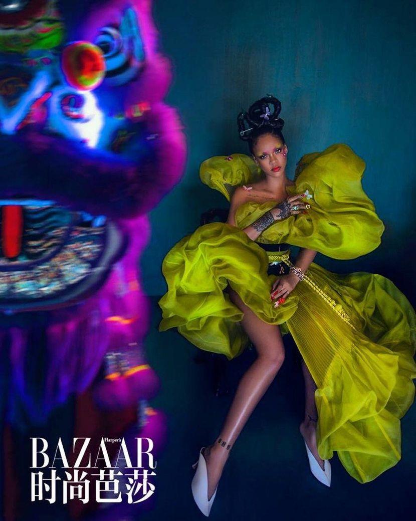 Rijana, Rihanna