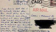 Razglednica poslata 1993. godine iz Hongkonga upravo stigla u Ilinois, porodici ništa nije jasno