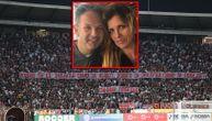 Supruga i ćerka Siniše Mihajlovića se javile Zvezdi, emotivno su doživele transparent Delija (VIDEO)