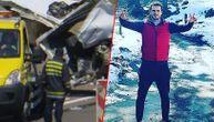 Strahinji (23) iz Aranđelovca se lekari bore za život nakon teškog udesa kombija i kamiona (FOTO)