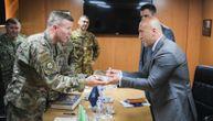 """Traži pomoć NATO za razvoj """"Vojske Kosova"""": Haradinaj se sastao sa komandantom Alijanse za Evropu"""