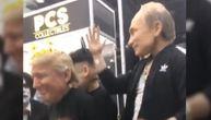 Kim, Tramp i Putin izašli u grad pa pošteno razdrmali kukove (VIDEO)