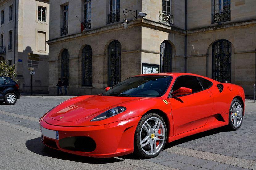 Ferrari F430 Spider , automobili