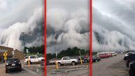 Čudo prirode! Oblaci pali na zemlju, narod gazi i vozi po njima (VIDEO)