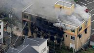 """Upao u studio, vikao """"crknite"""" i sve zapalio: Broj žrtava požara u Japanu porastao na 33 (VIDEO)"""