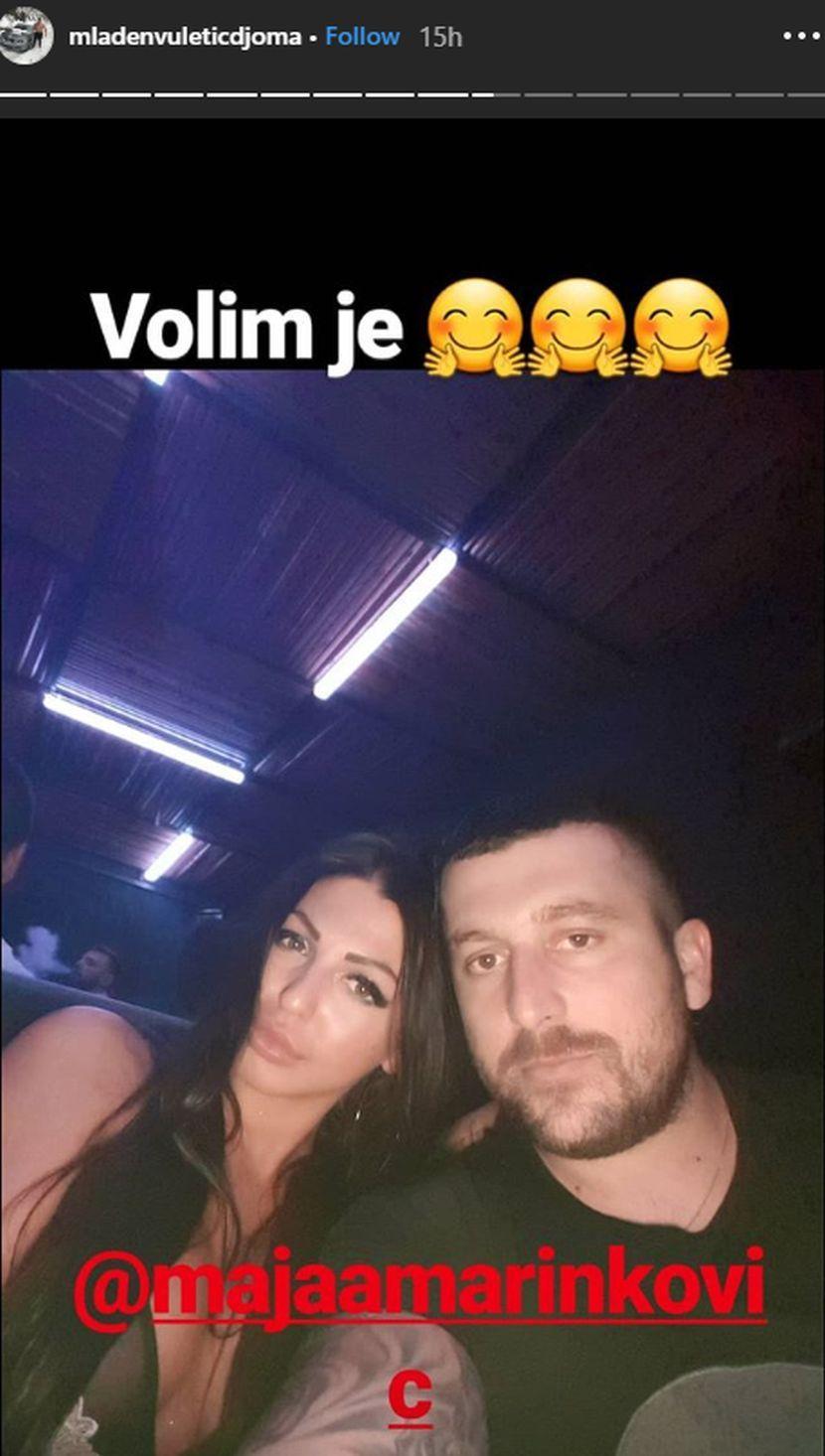 Mladen Vuletić, Maja Marinković