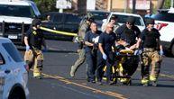 Pucnjava u Kaliforniji: Muškarac nakon svađe pištoljem ranio policajca (VIDEO)