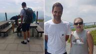 Konačno su našli Federera posle poraza od Novaka: Evo gde je pobegao da leči frustracije (VIDEO)