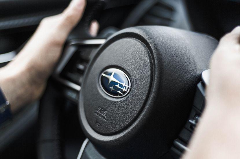Subaru, Volan