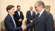 Srbija može da računa na podršku Argentine: Brnabić razgovarala sa Savelsom (FOTO)