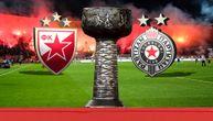 Kladionice o šampionu Srbije: Nerealno mala kvota na Zvezdu, ko veruje u Partizan može da zaradi!