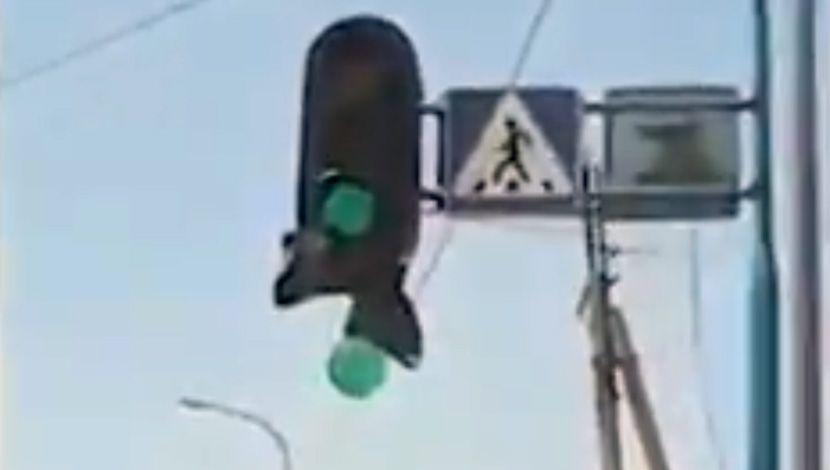 Otopljeni semafor