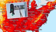 U Kazahstanu se tope semafori na 55 stepeni: Vrelina pogodila Izrael, a uskoro stiže i u SAD (VIDEO)