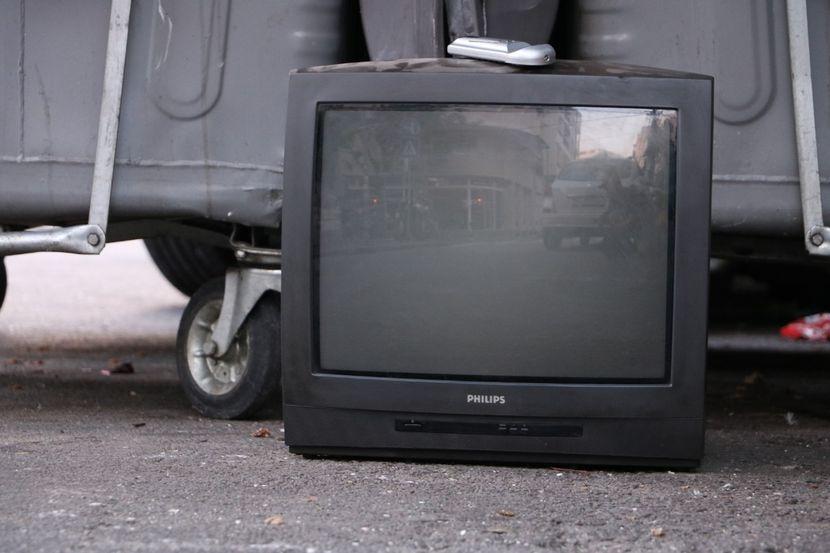 Televizor, Budimska ulica