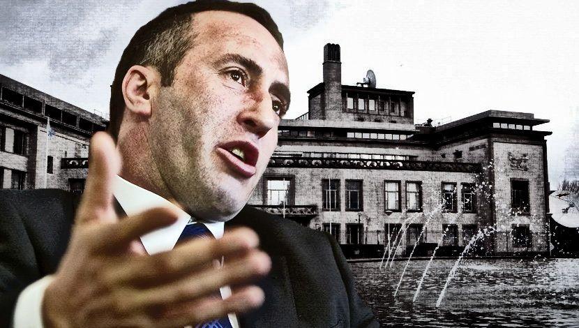 Ramuš Haradinaj Haški tribunal Hag