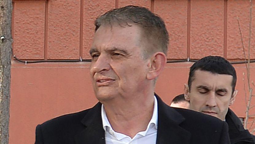 direktor Doma u Zvecanskoj Zoran Milačić