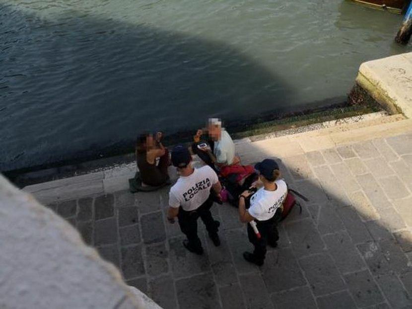 Venecija, proterani turisti