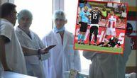 Gobeljić polomio nogu Slavickasu i doveo karijeru u pitanje, sada Zvezda pomaže povređenom fudbaleru