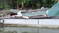 Priveden kapetan broda koji se zakucao u splav na Tisi, kada je povređeno dvoje ljudi