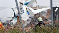 Strašna nesreća u Nemačkoj: Avion se zakucao u zgradu, tri osobe poginule