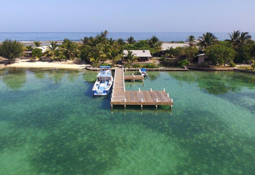 Privatno ostrvo Clark's Cay