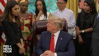 Nadija: Ubili su mi šestoro braće; Tramp: Aha, a gde su oni sad? (VIDEO)