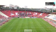 Nisu se uželeli fudbala: Tužna slika sa najvećeg srpskog stadiona na superligaškoj premijeri (VIDEO)