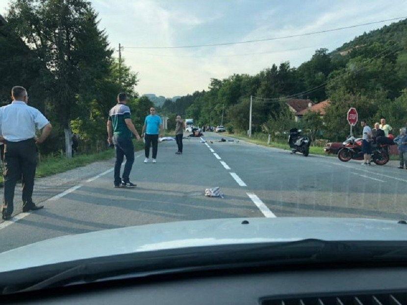 Crna gora saobraćajna nesreća motor automobil