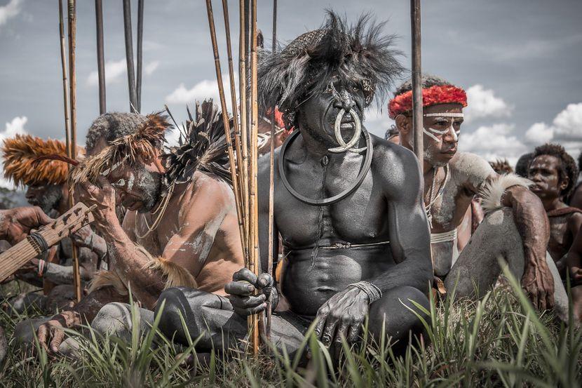 Pleme Dani, Papua Nova Gvineja