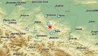 Zemljotres u Tuzli, podrhtavale i zgrade u Beogradu i Vojvodini