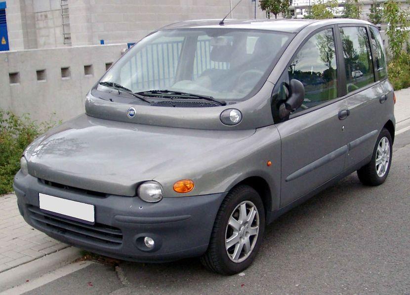 Fiat Multipla, automobili
