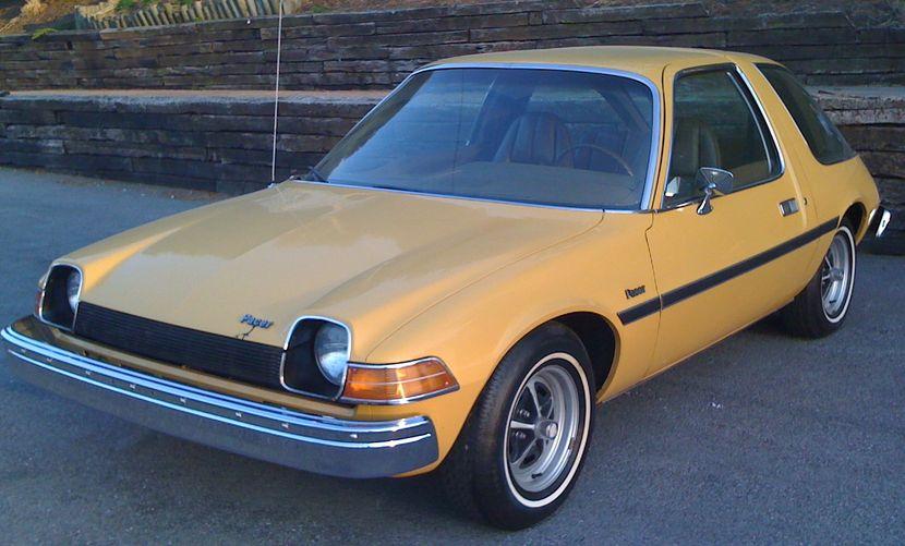 AMC Pacer, automobili
